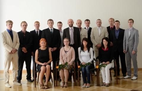 Parimad põllumajanduserialade lõpetajad 2012
