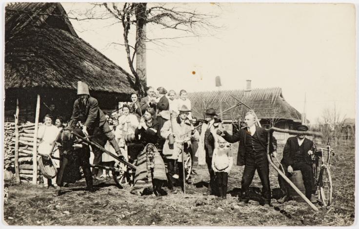 Pulmad umbes 1929. aastal., ERM Fk 1736:206, Eesti Rahva Muuseum, http://www.muis.ee/museaalview/777060