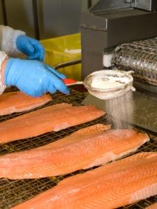 Punane kala kogub populaarsust kõikjal. Foto: Tiit Koha