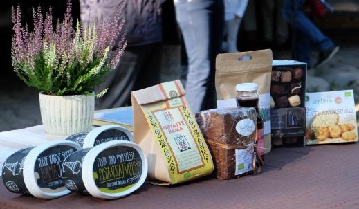 14. septembril kuulutati välja 2014. aasta Eesti parimad mahetooted Huvi oli suur ja näitas veel kord, et Eesti toit ja köök tulevad järjest paremini esile, aina rohkem räägitakse Eesti asjast.
