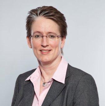 Saksamaa Riskihindamise Instituudi (BfR) riskikommunikatsiooni osakonna juhataja Dr Gaby-Fleur Böl.