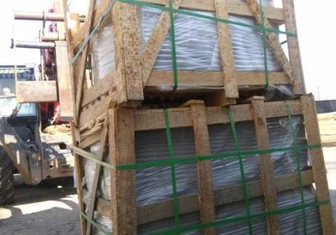 Hiina kivimid transpordipakendis. Foto: PMA