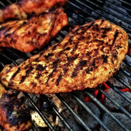 grill liha