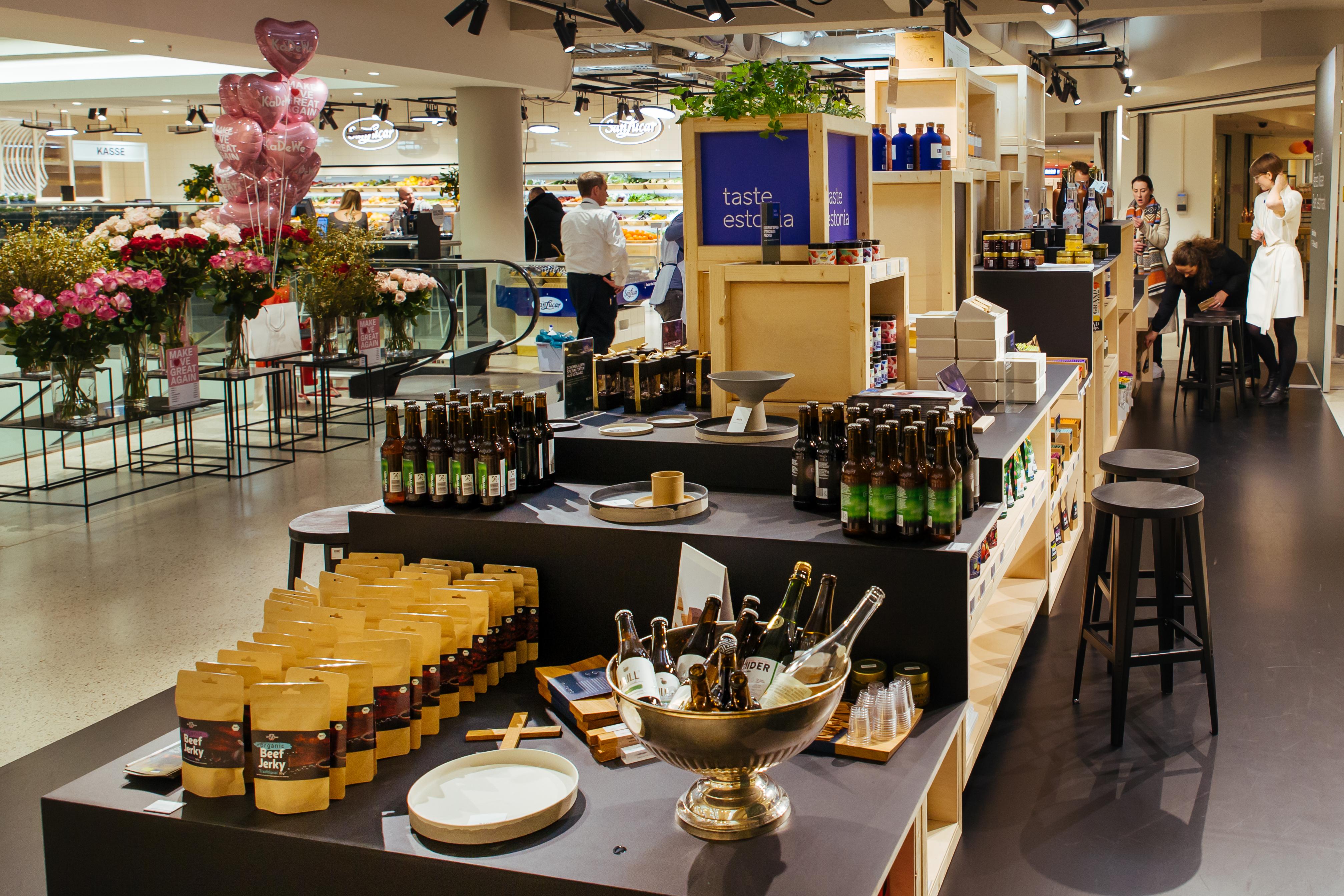KaDeWe Taste Estonia